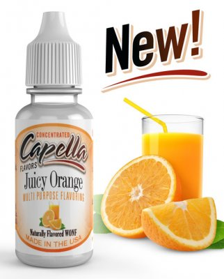 Orange flavor capella flavors diy e juice produkter eciggs se