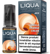Vanilla Orange Cream by LIQUA Mix Line
