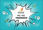 PG/VG Premixed 1000ml