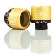 Frictionfit drip tip (Gold)