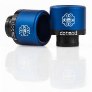 Frictionfit drip tip (Blue)