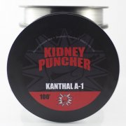 28G Kanthal A-1 - Roll (100 feet)
