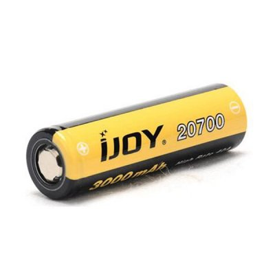 3000mAh IJOY 20700 High Drain Rechargeable Battery - 40A