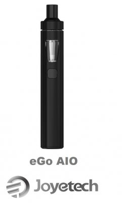 Joytech - eGo AIO Quick Start Kit - Black