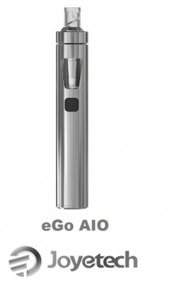 Joytech - eGo AIO Quick Start Kit - Silver