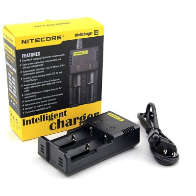Nitecore i2 new version