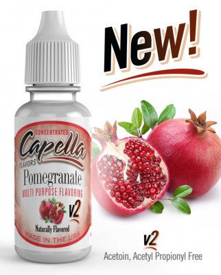 Pomegranate v2 Flavor