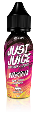 Just Juice Fusion Berry Burst & Lemonade