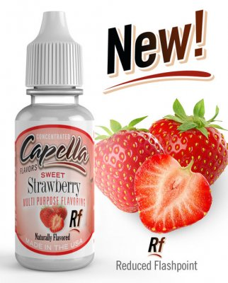 Sweet Strawberry RF Flavor
