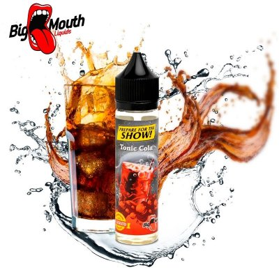 SHAKE N VAPE - Prepare for the show! - Tonic Cola