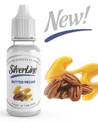 Silverline - capella- -Butter Pecan - Aroma - Essens