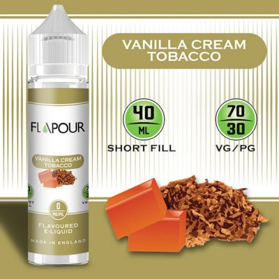 Vanilla Cream Tobacco