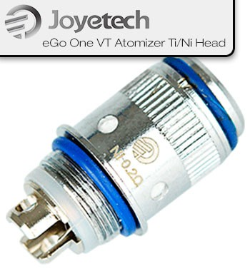 Joytech - eGo One VT Atomizer Ti/Ni Head